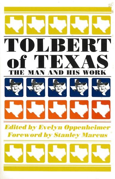 Tolbert of Texas