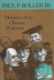 Memoirs of an Obscure Professor