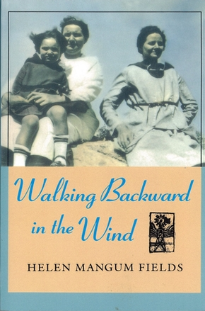 Walking Backward in the Wind