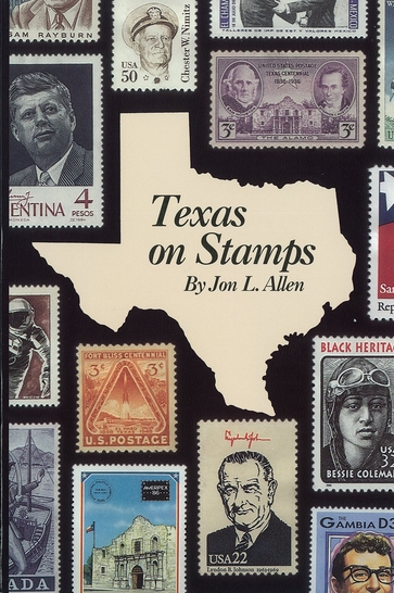 Texas on Stamps