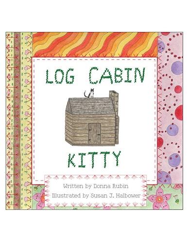 Log Cabin Kitty