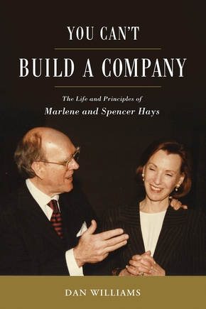 You Can't Build a Company