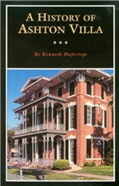 A  History of Ashton Villa