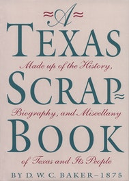 A  Texas Scrap-Book