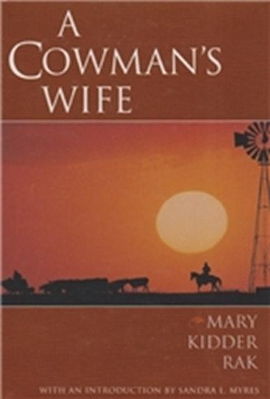 A  Cowman's Wife
