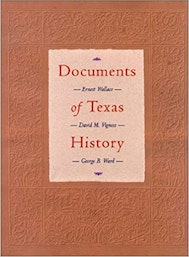 Documents of Texas History