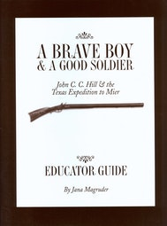 A  Brave Boy and a Good Soldier Educator