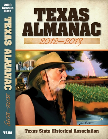 Texas Almanac 2012–2013