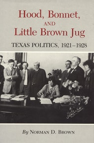Hood, Bonnet, and Little Brown Jug
