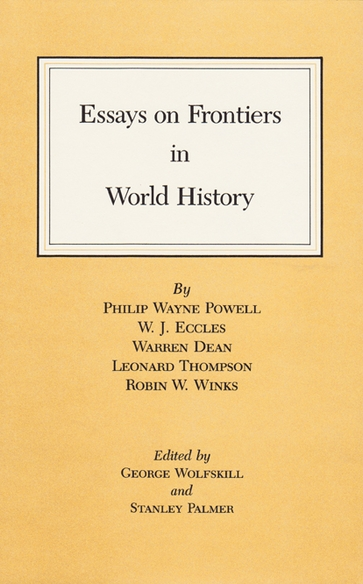 Essays on Frontiers in World History