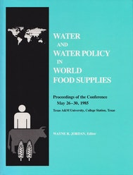 Water and Water Policy in World Food Supplies