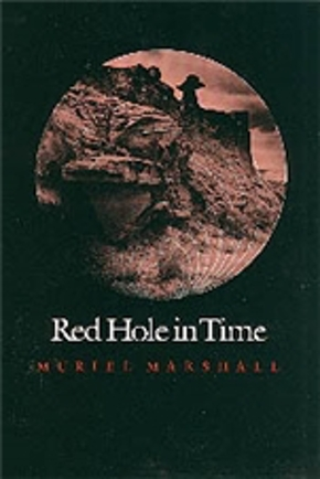 Red Hole in Time