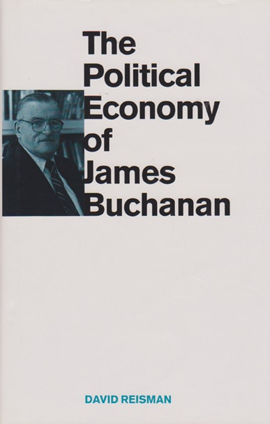 The Political Economy of James Buchanan