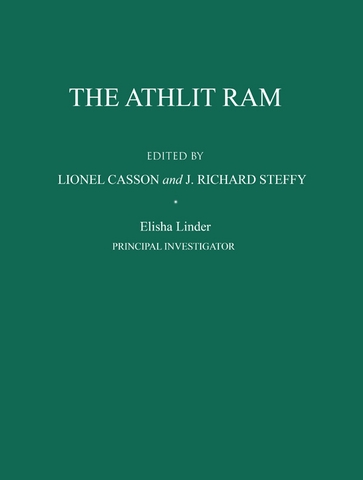 The Athlit Ram