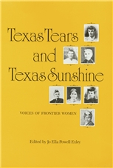 Texas Tears and Texas Sunshine
