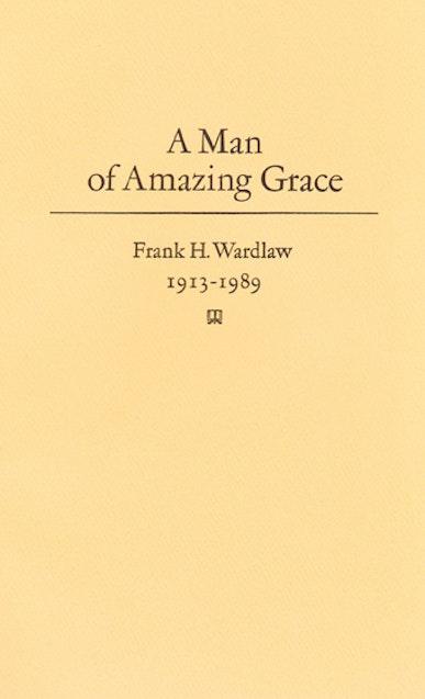 Man of Amazing Grace
