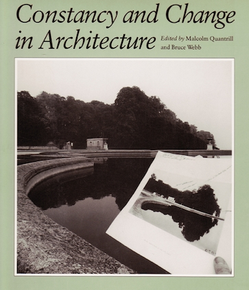 Constancy and Change in Architecture