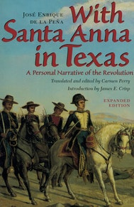 With Santa Anna in Texas