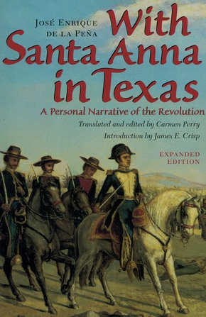 With Santa Anna in Texas