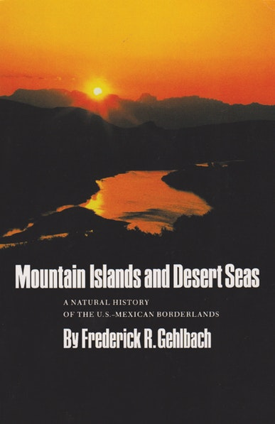 Mountain Islands and Desert Seas