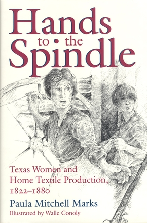 Hands to the Spindle