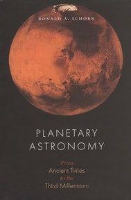 Planetary Astronomy