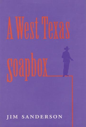 A West Texas Soapbox