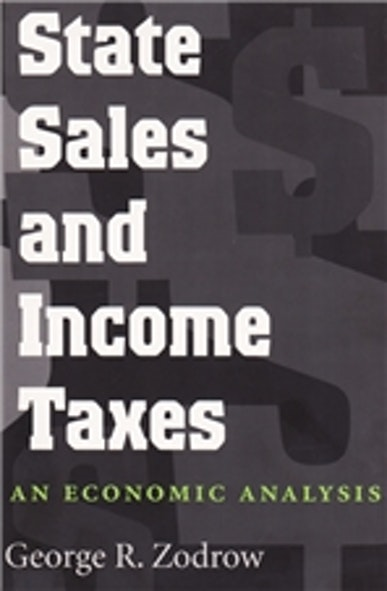 State Sales and Income Taxes