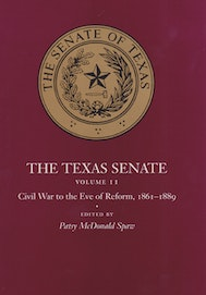 The Texas Senate, Volume II