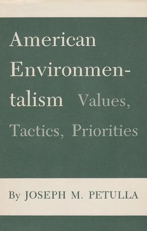 American Environmentalism
