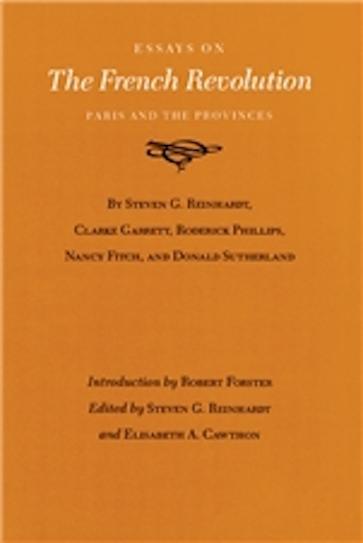Essays on the French Revolution