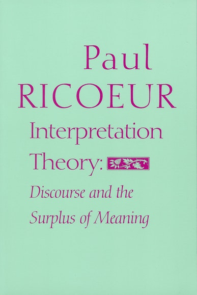 Interpretation Theory