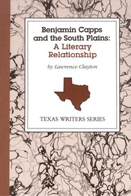 Benjamin Capps and the South Plains