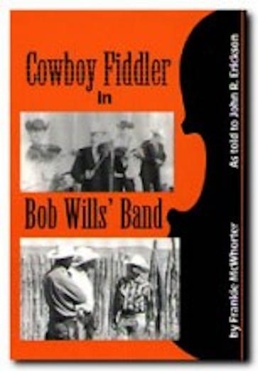 Cowboy Fiddler in Bob Wills