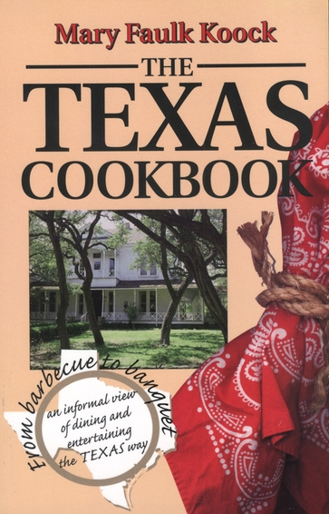 The  Texas Cookbook