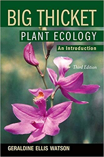 Big Thicket Plant Ecology