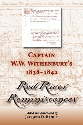 Captain W. W. Withenbury's 1838-1842