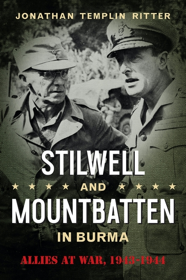 Stilwell and Mountbatten in Burma