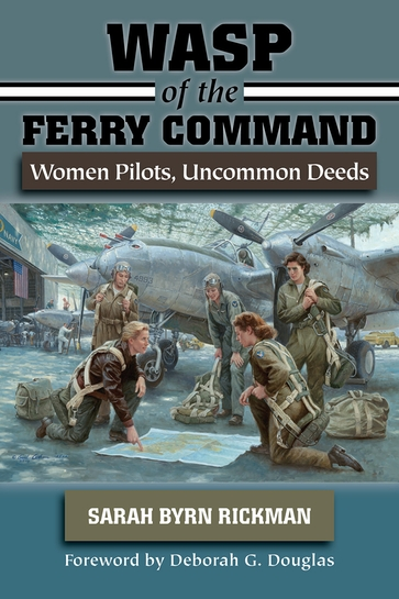 WASP of the Ferry Command