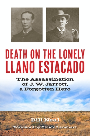 Death on the Lonely Llano Estacado