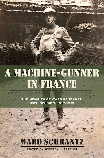 A Machine-Gunner in France