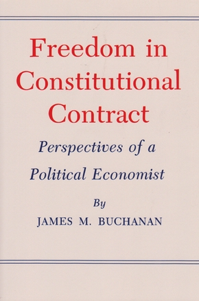 Freedom in Constitutional Contract