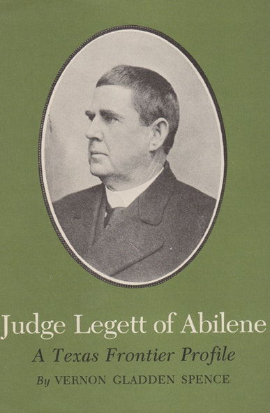 Judge Legett of Abilene