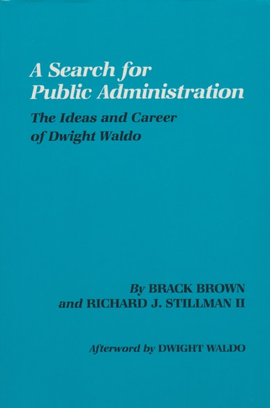 Search for Public Administration