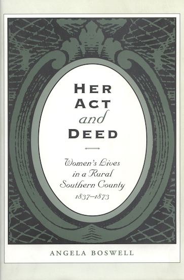 Her Act and Deed