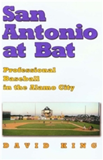 San Antonio at Bat