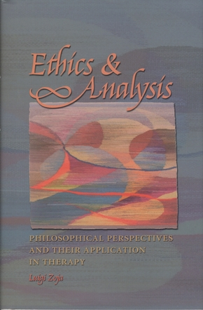 Ethics and Analysis