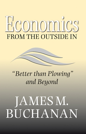 Economics from the Outside In