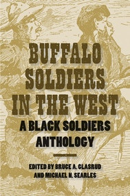 Buffalo Soldiers in the West