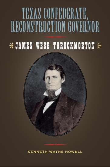 Texas Confederate, Reconstruction Governor